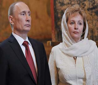 human rights observers - russia's president putin discloses divorce on state television eu news1