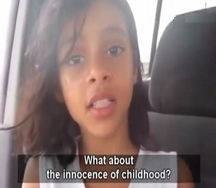 hromedia 11 year old girl flees home to avoid forced marriage intl. news2