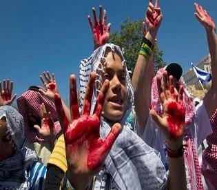 hromedia Israel agrees to release 104 long held prisoners ahead of peace talks arab uprising2