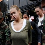 Briton, Irishwoman heading to jail to await trial