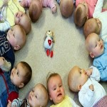 Guaranteed daycare for under-threes starts in Germany