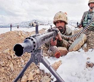 hromedia Indian troops shelling across LOC kills Pakistan army intl. news1
