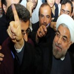Iran's new president Rohani takes offices as economy remains a concern