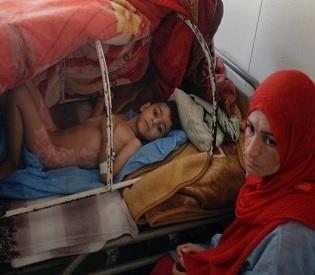 hromedia UN Iraq Death Toll For July Surpasses 1,000 arab uprising1