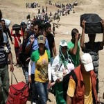 UN says thousands of Syrians fleeing to Iraq