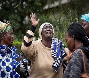 hromedia- 137 killed in Kenya mall attack