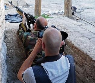 hromedia Activists Syrian rebel infighting kills nearly 50 arab uprising2