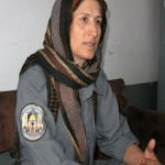 Afghanistan's top female police officer dies after shooting