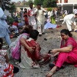 Attack on Pakistani church kills over 60 people