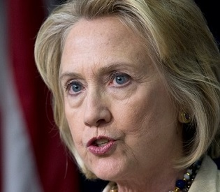hromedia Clinton endorses Obama effort to punish Syria intl. news2