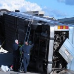 Eight South African teenage girls killed in bus crash