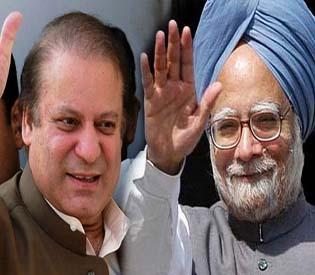 hromedia - India, Pakistan PMs meet in New York