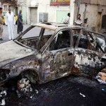 Iraq officials say suicide attack kills 16