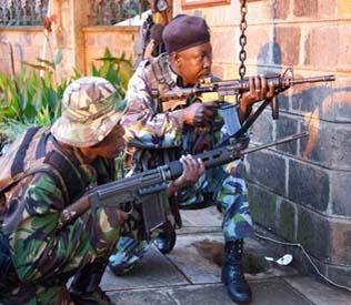hromedia - Kenya minister says 2 male militants killed