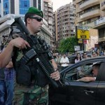 Lebanese troops deploy in Hezbollah stronghold