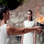 Lighting of Olympic flame sparks start of Sochi 2014