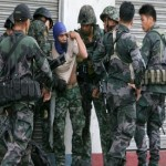 Nearly 100 Philippine rebels killed or captured