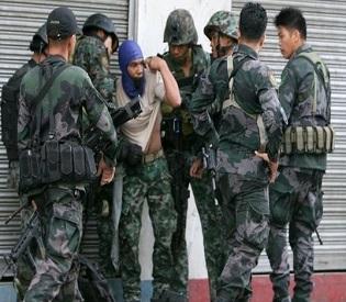 hromedia Nearly 100 Philippine rebels killed or captured intl. news2