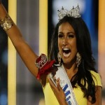 Nina Davuluri is first Miss America of Indian descent