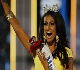 hromedia Nina Davuluri is first Miss America of Indian descent intl. news2