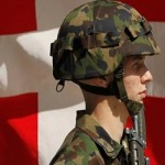 Swiss voters say no to ending mandatory military service
