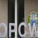 Syria submits chemical arms information to OPCW
