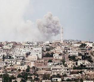 hromedia- Syrian troops storm central village, killing 15