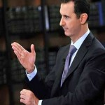 Syria's Assad vows to comply with UN resolution