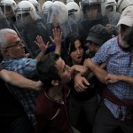 Turkish protests take on a more sectarian air