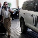 UN chemical inspectors to probe 7 sites in Syria