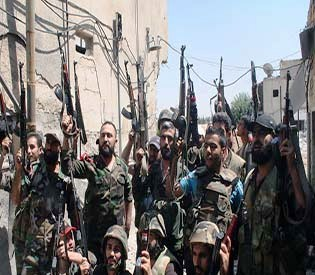 hromedia - 19 killed as Syrian rebel groups battle each other