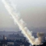 2 rockets fired from Gaza Strip