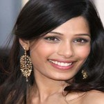 Actress Freida Pinto urges education for girls