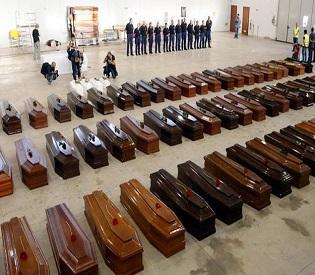 hromedia Anger grows over Italy's Lampedusa shipwreck tragedy eu news2
