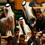 Arab states urge Saudi Arabia to rethink on U.N. Security Council seat