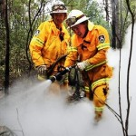 Australian officials warn wildfires could merge into 'mega fire'