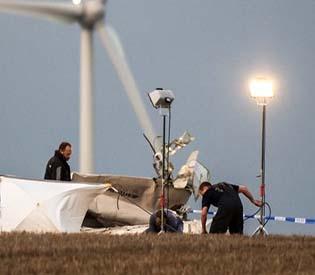 hromedia - Belgian plane crash leaves 11 dead