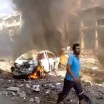 Car bomb in northern Syria kills at least 15