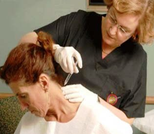 hromedia - Could a Neck Injection Ease Tough-to-Bear Hot Flashes