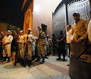 hromedia - Egyptian PM condemns deadly attack on Copts