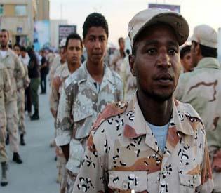 hromedia - Gunmen kill 15 Libyan soldiers