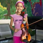 In Venezuela, music eases pain of kids with cancer