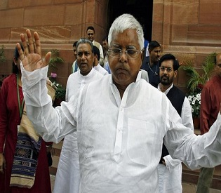 hromedia India court hands five-year jail term to Lalu Prasad for embezzling funds intl. news2