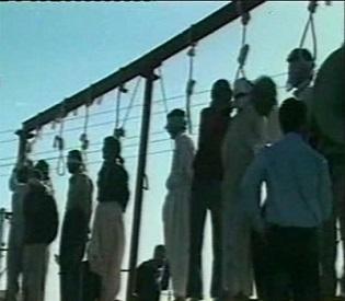hromedia Iran hangs 16 rebels 'in reprisal for border deaths' intl. news1