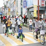 Locals applaud car-free month in Korean city