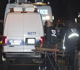 hromedia NYC police Brooklyn mass stabbing leaves 5 dead, many of them children intl. news3