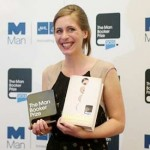 Joy as New Zealand author wins 'literary World Cup'