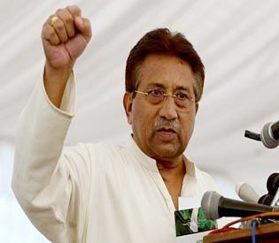 Police re-arrest Pakistan's Musharraf on new case