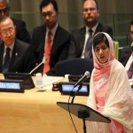 Taliban shooting survivor speaks in 'I Am Malala'