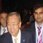 Tameem praises Ban Ki Moon at UN Leaders Summit